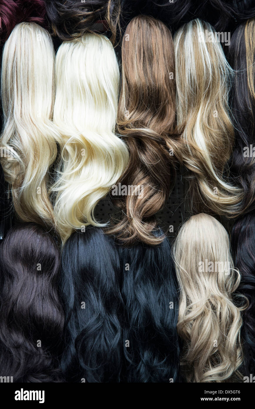 Hair Extensions Stock Photos Hair Extensions Stock Images Alamy