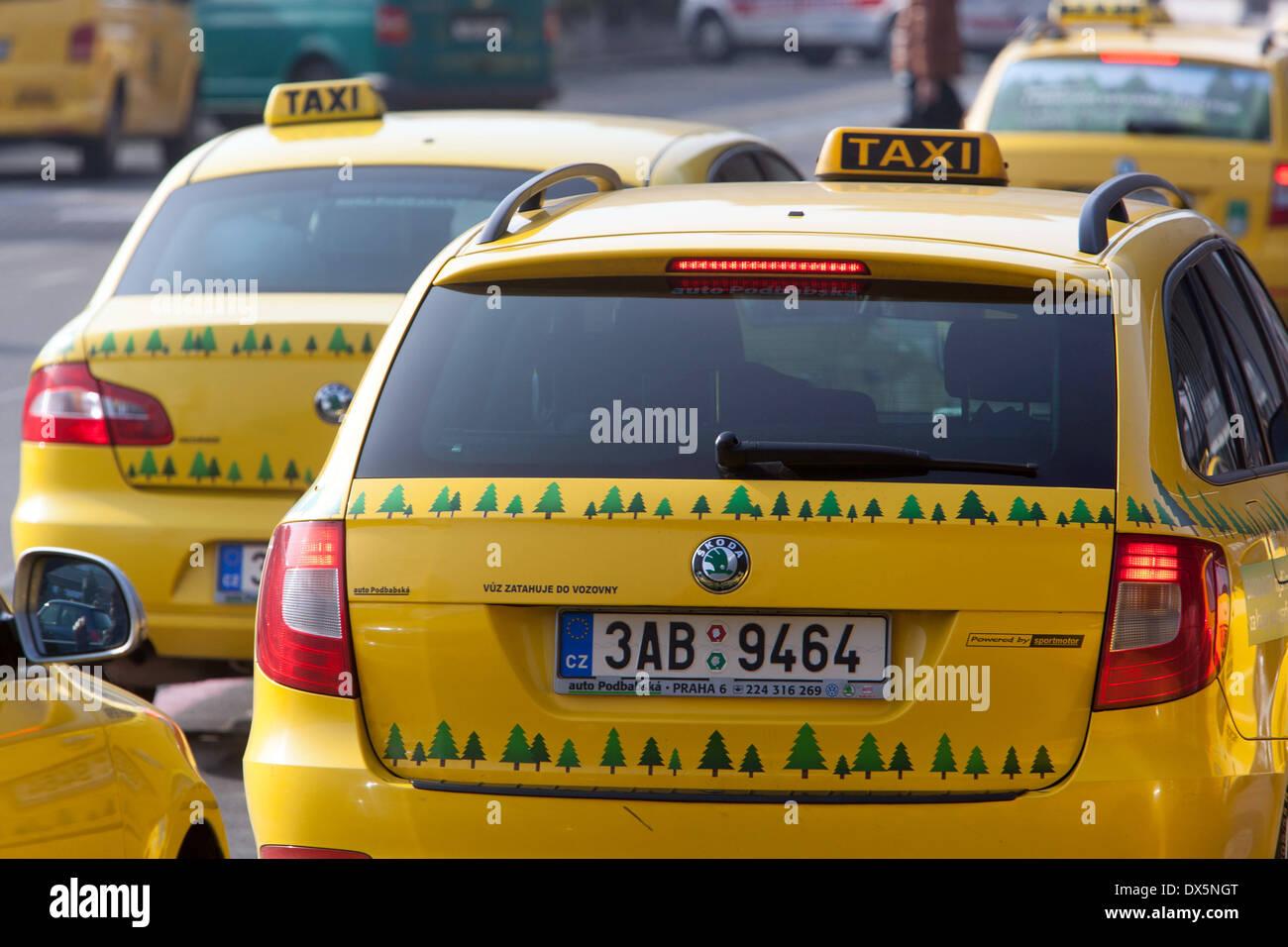 czech taxi 14