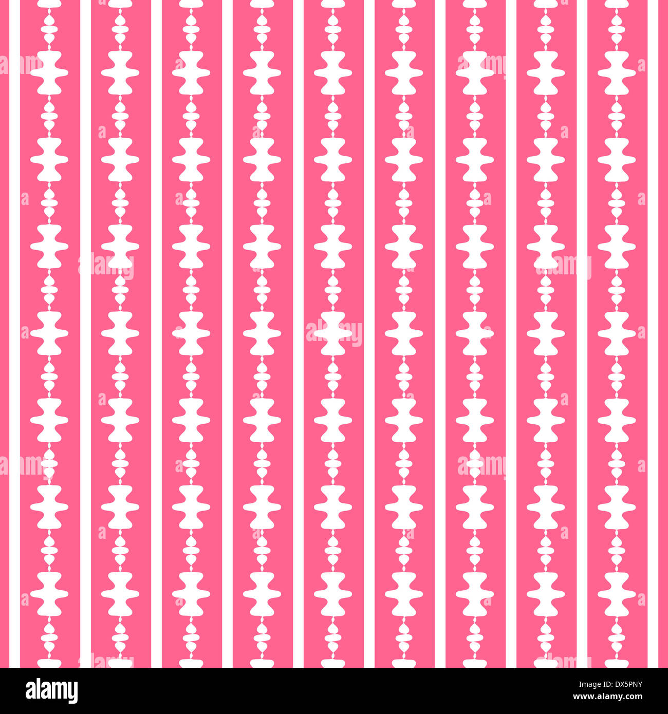 Artistic vertical stripes pattern Stock Photo