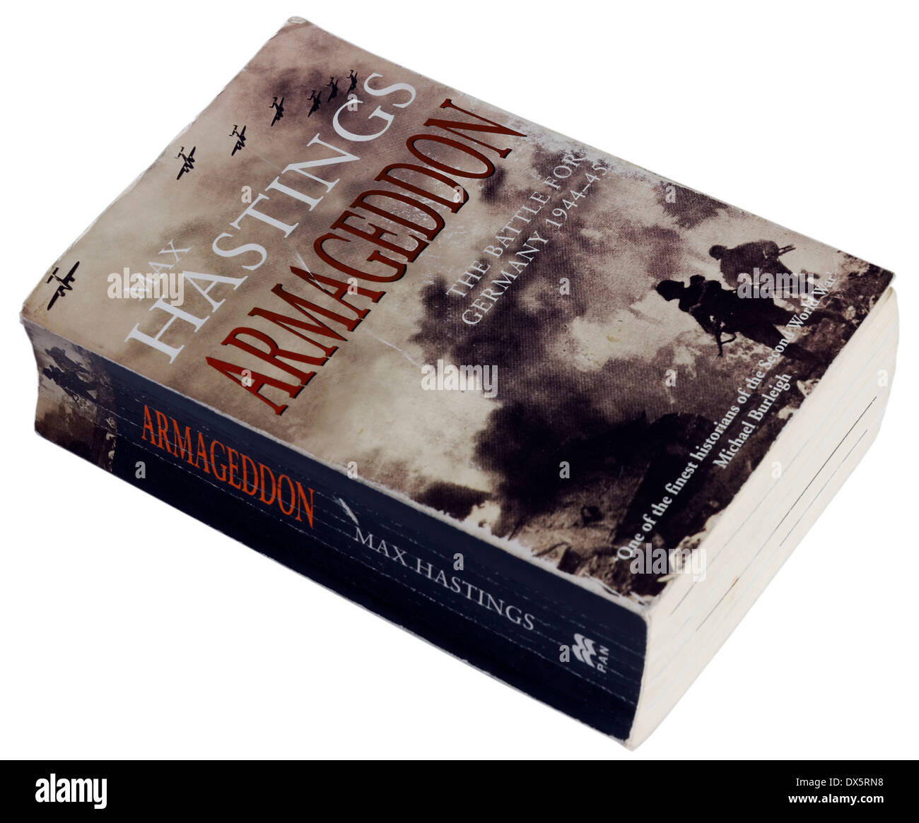Armageddon by Max Hastings - Stock Image