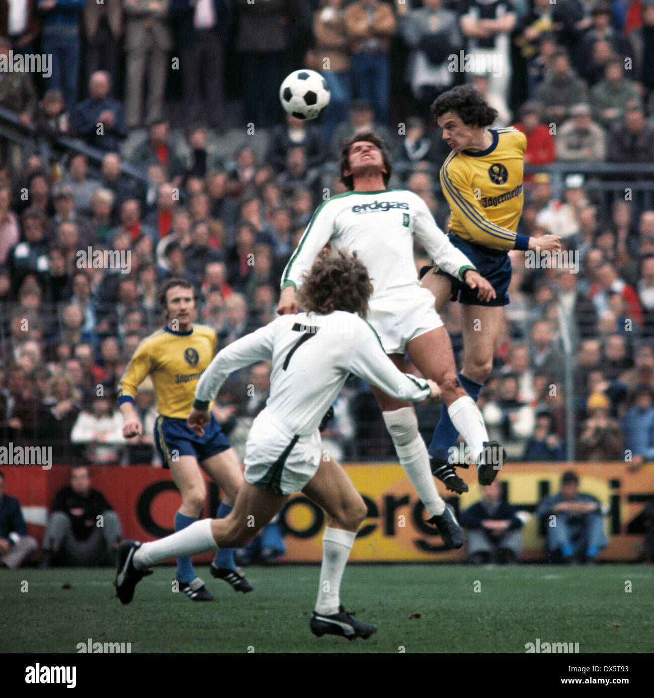 Football Bundesliga 1976 1977 Borussia Moenchengladbach