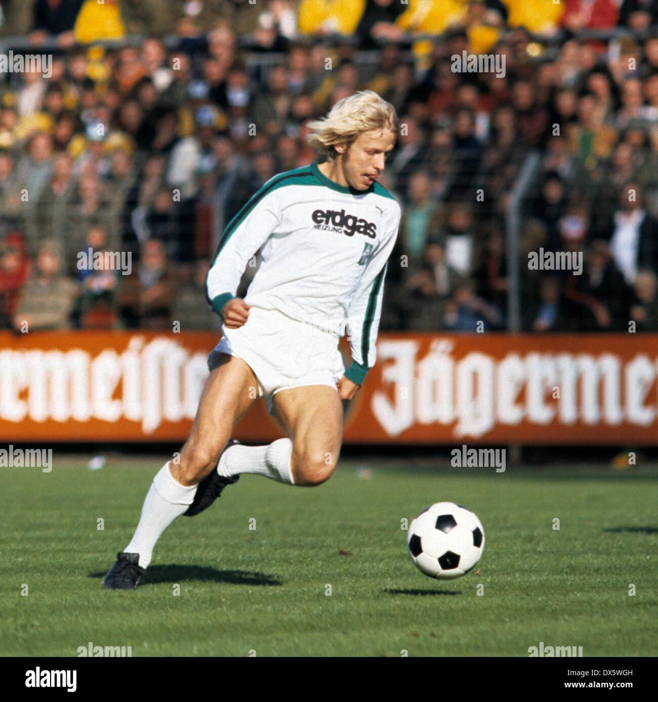 Football Bundesliga 1977 1978 Borussia Moenchengladbach