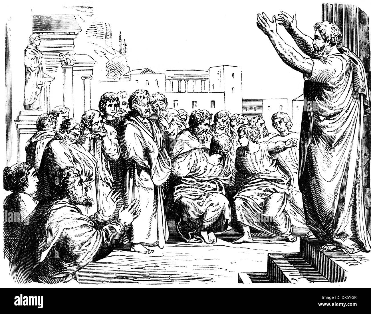 alexander the great speech