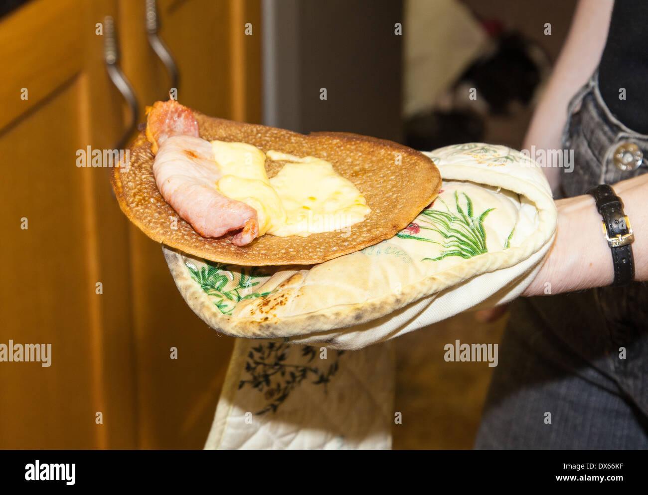 Savory Oat Cakes