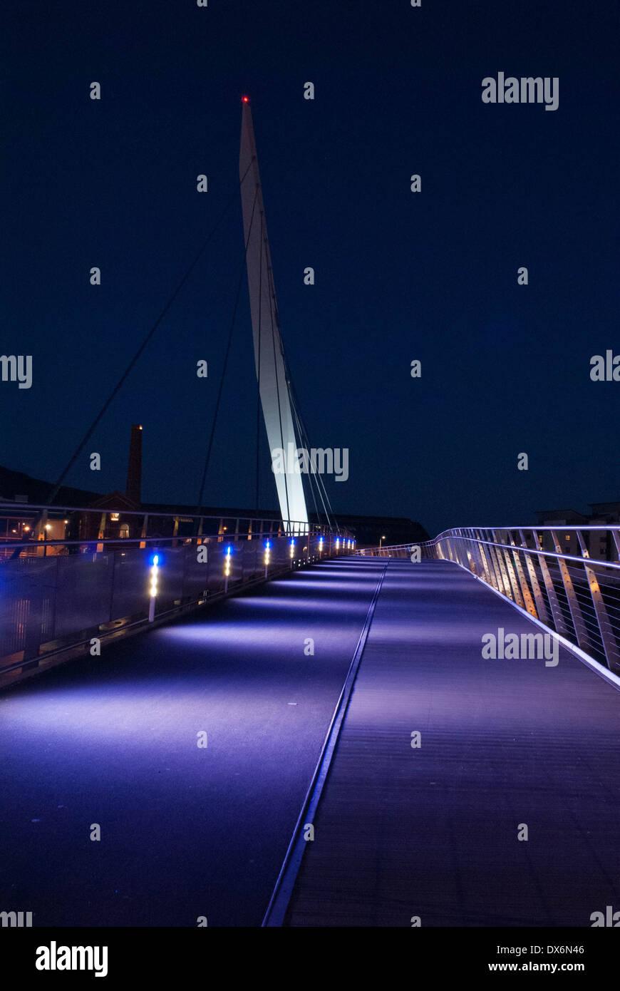 Sa1 Bridge - Stock Image