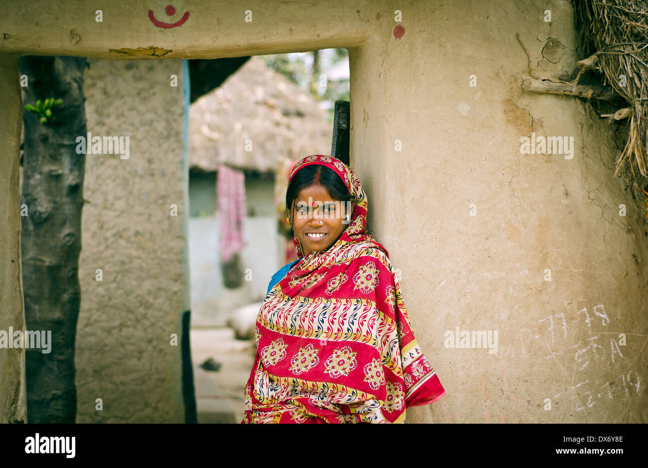 indian village woman stock photos & indian village woman stock