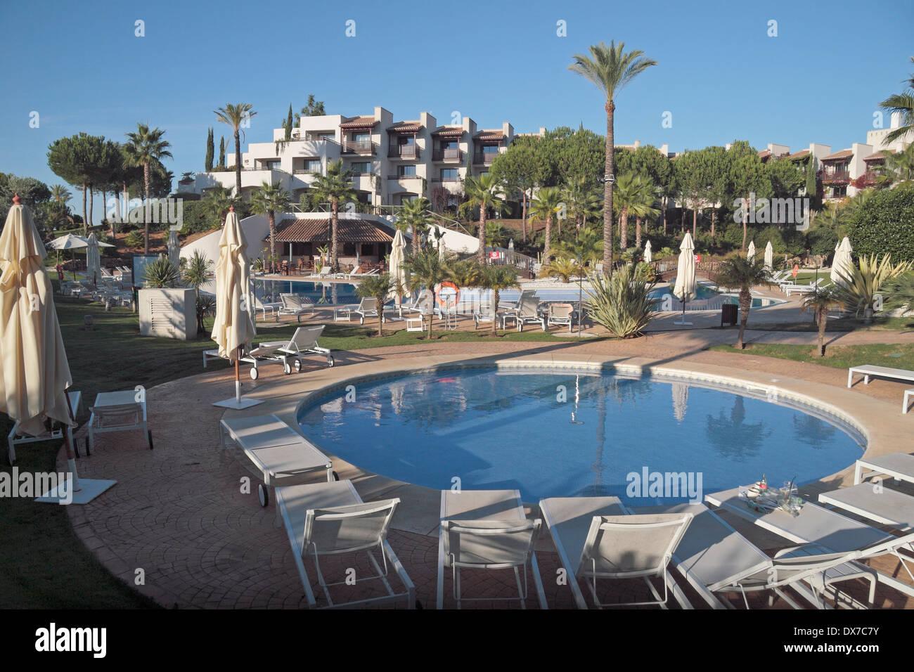 The Precise Resort El Rompido, El Rompido, Costa de la Luz Huelva, Spain. - Stock Image