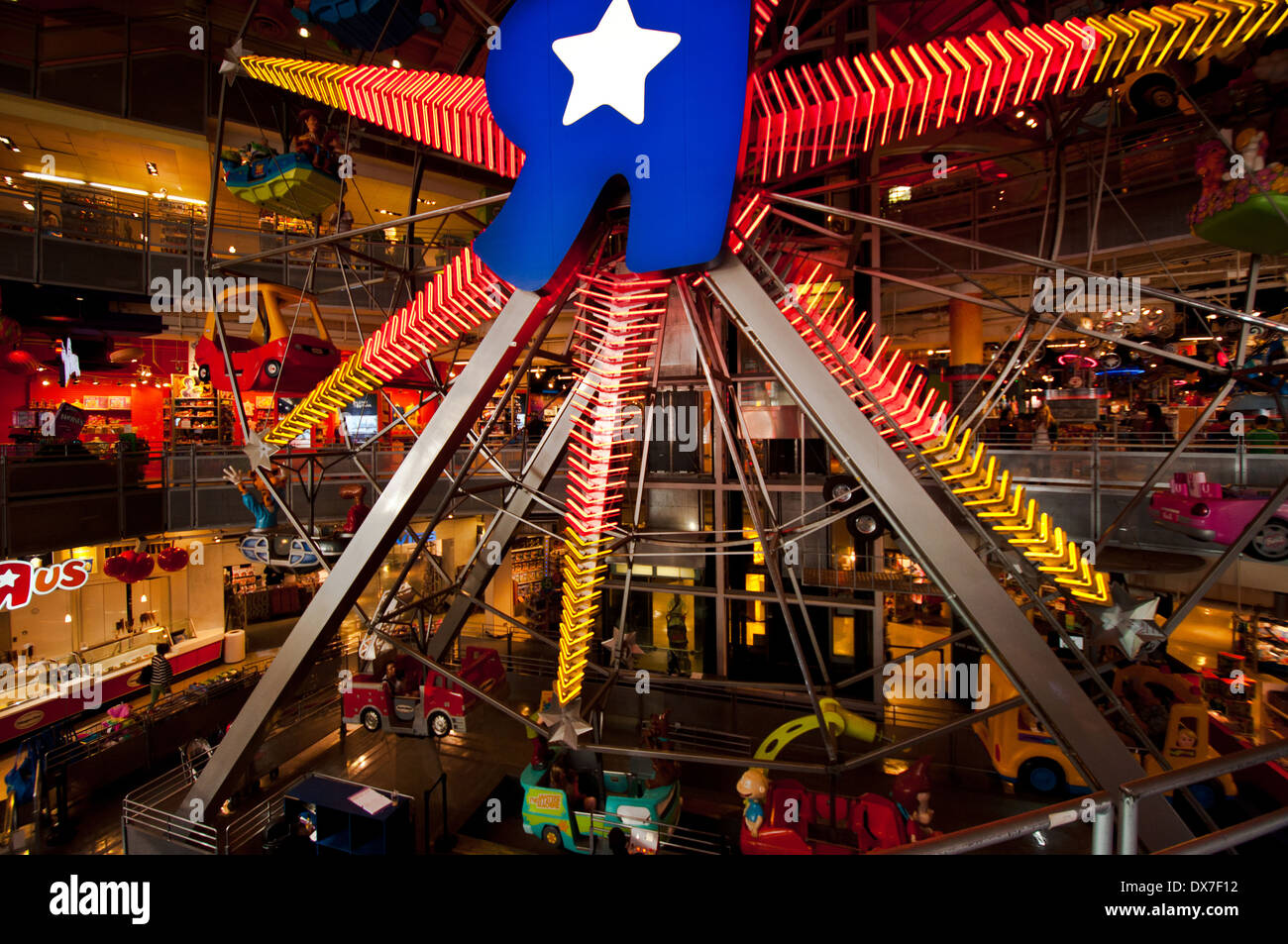 Toys R Us Store New York Usa Stock Photo 67777614 Alamy