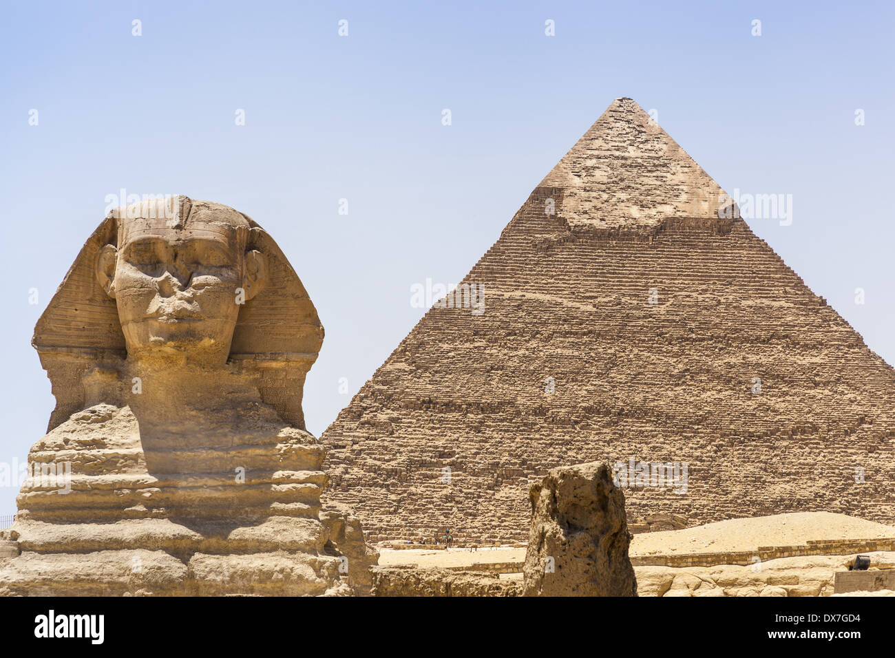 Egyptian carvings great pyramid stock photos egyptian carvings