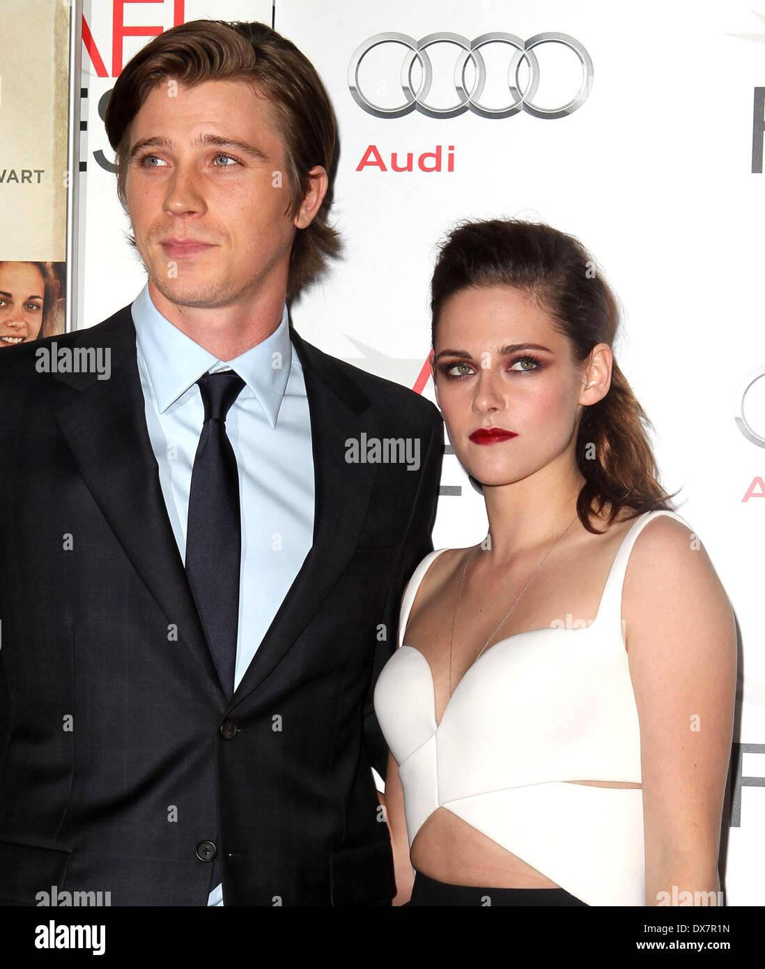 4ceb36c61cb67 Garrett Hedlund and Kristen Stewart AFI Fest - 'On The Road' - Centerpiece  Gala Screening - Arrivals Los Angeles, California - 03.11.12 Featuring:  Garrett ...