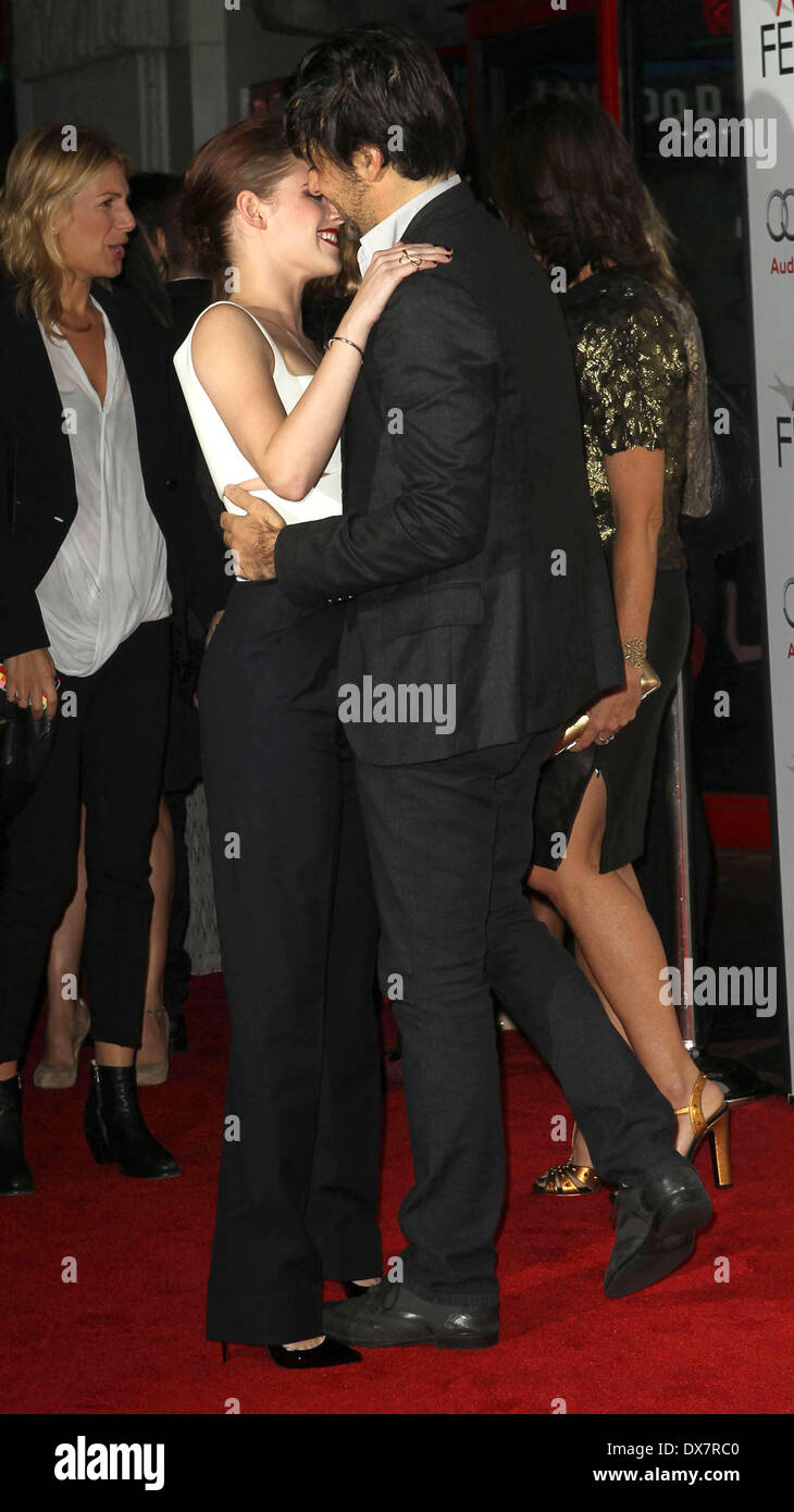 2142cafaf4e5c Kristen Stewart, Charles Gilbert AFI Fest - 'On The Road' - Centerpiece  Gala Screening - Arrivals Los Angeles, California - 03.11.12 Featuring:  Kristen ...