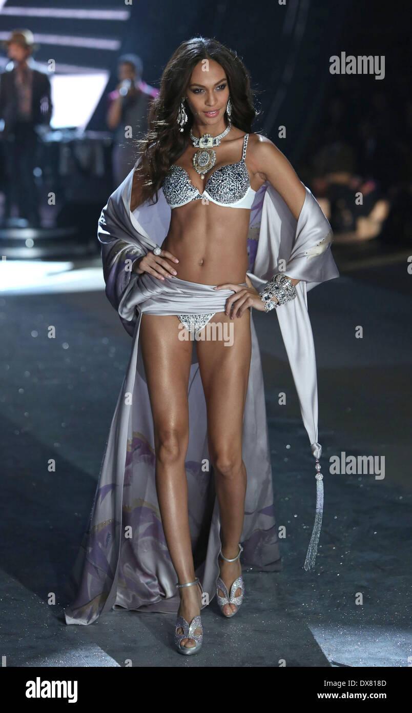 eb0b83f7ea Joan Smalls The Victoria s Secret Fashion Show at the Lexington Avenue  Armory Featuring  Joan Smalls Where  New York City