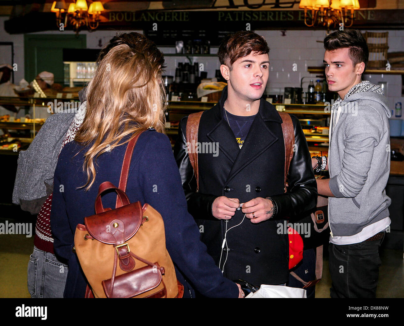 is Josh Cuthbert dating Ella Henderson