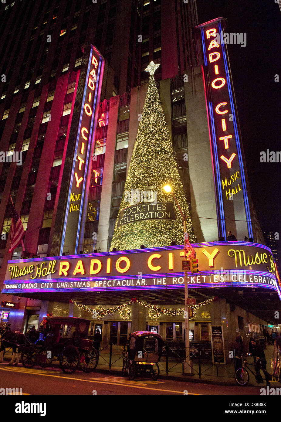 atmosphere radio city christmas spectacular opening night at radio city music hall featuring atmosphere where - How Long Is The Radio City Christmas Show