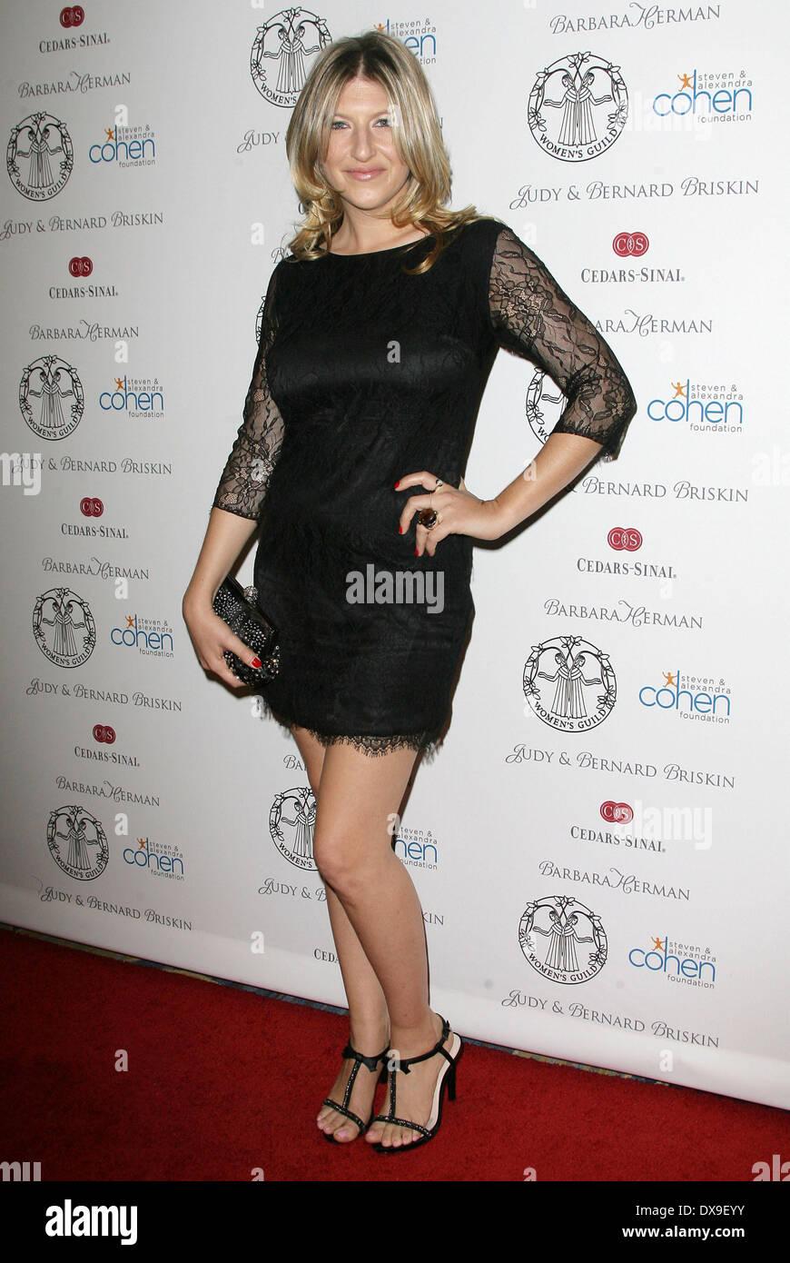 Tara Summers Womens Guild Cedars Sinai Honors Wendy Leonard Goldberg With Premier Hollywood Icon Award Held At Beverly Wilshire Hotel Beverly Hills
