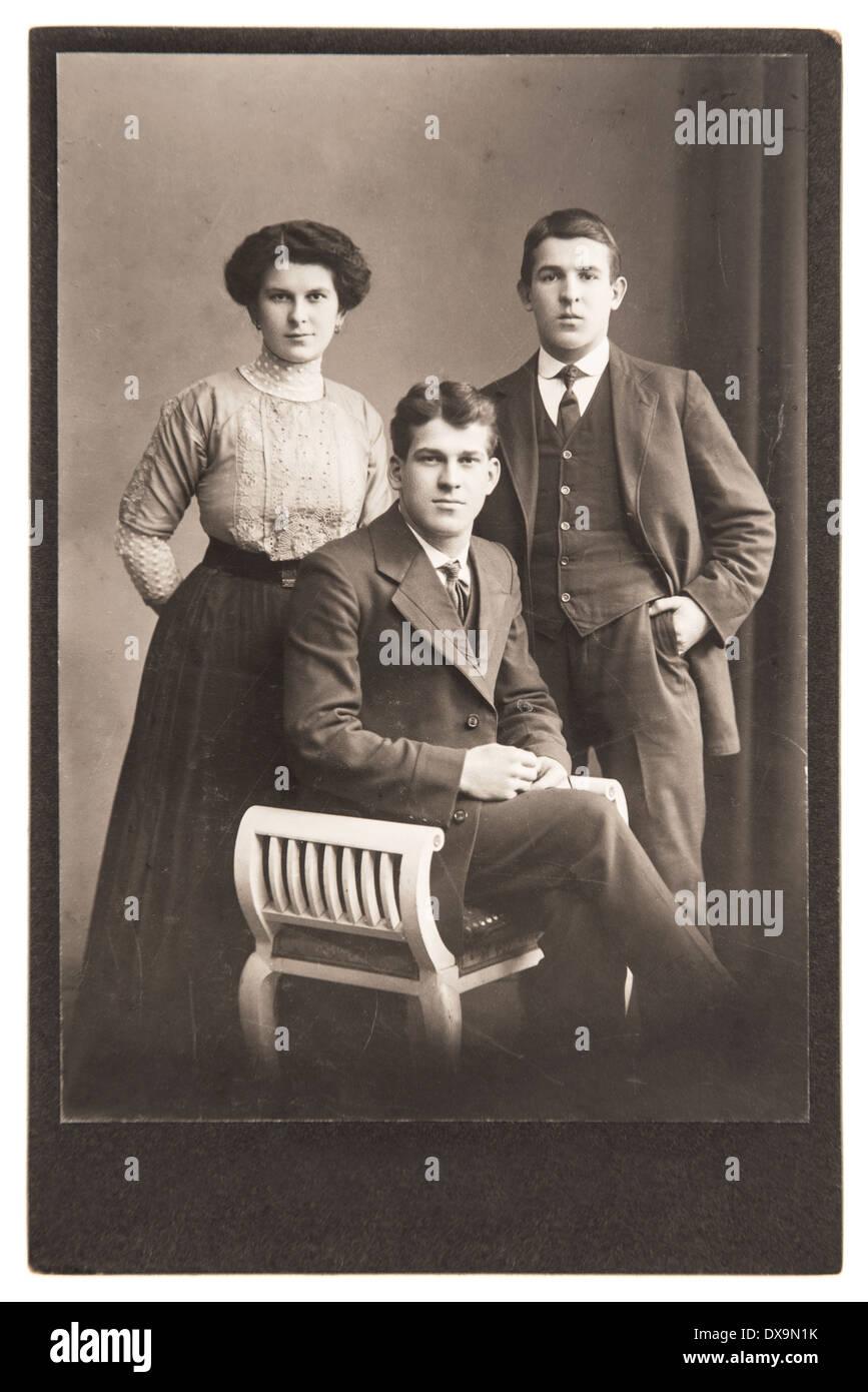 Vintage kleider 1900