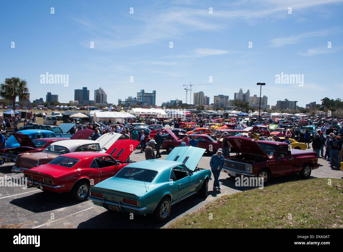Myrtle Beach, South Carolina, USA. 21st March 2014. 26th Annual Run ...