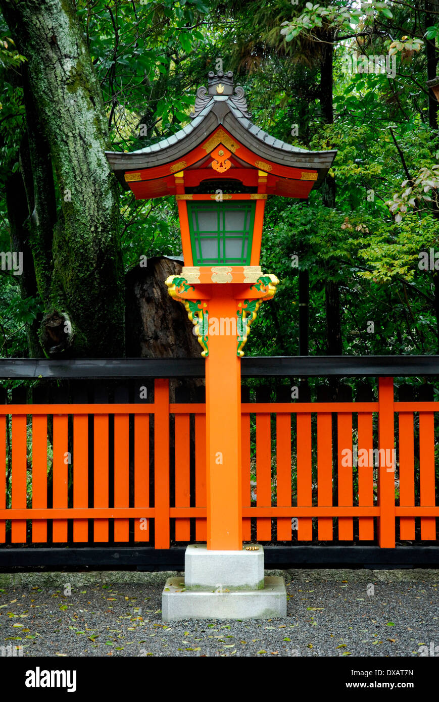 Fushimi Inari Shrine, Kyoto - Stock Image