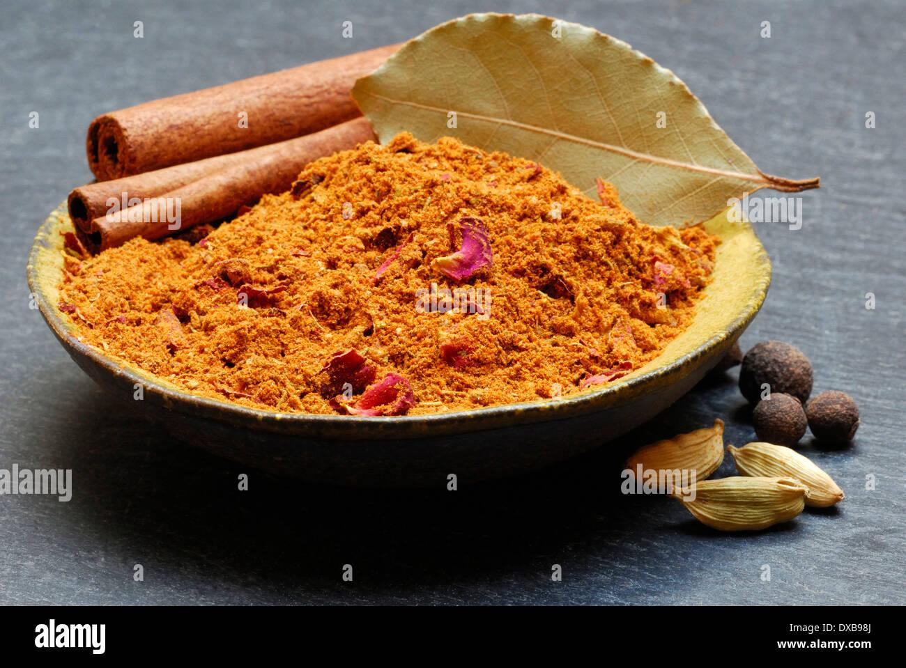 Ras el-Hanout - Stock Image