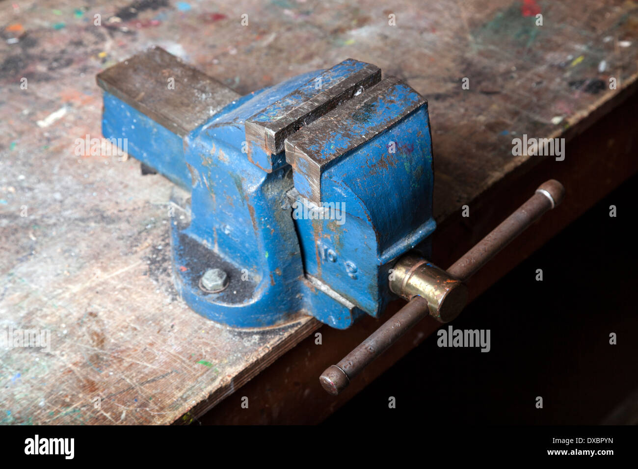 Incredible Bench Vice Stock Photos Bench Vice Stock Images Alamy Pabps2019 Chair Design Images Pabps2019Com