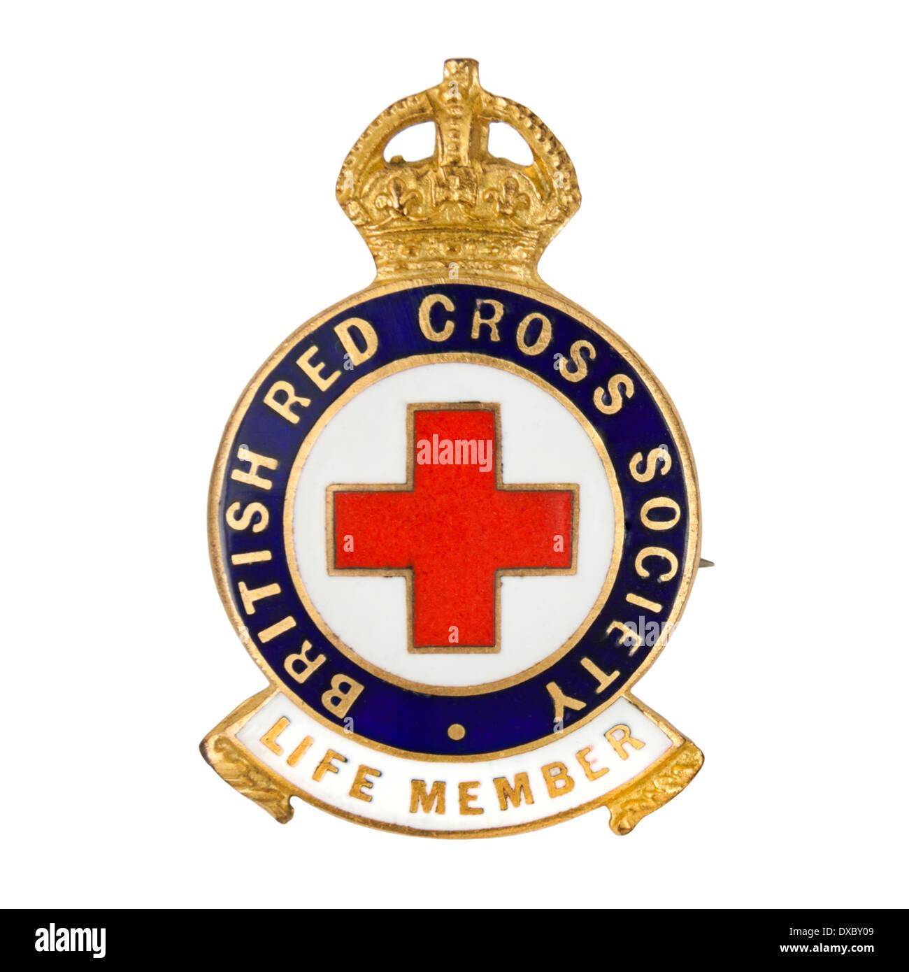 British Red Cross Logo Stock Photos British Red Cross Logo Stock
