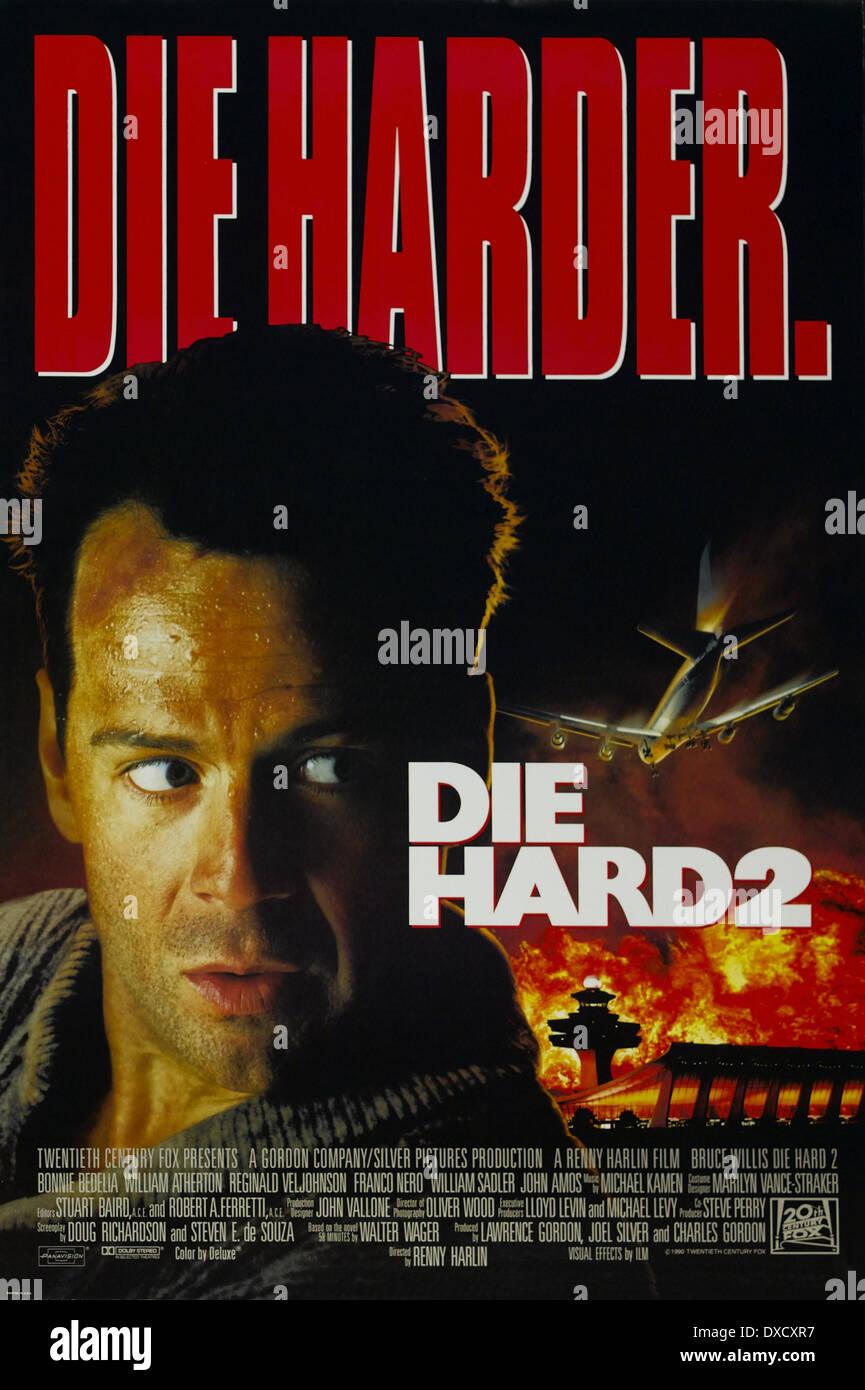 Die Hard 2 - Stock Image