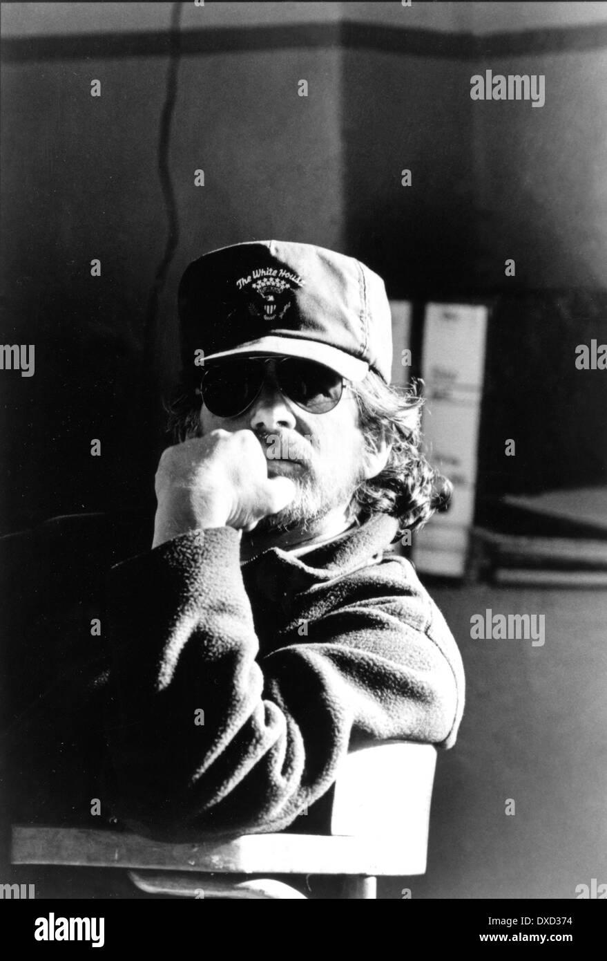 Steven Spielberg - Stock Image