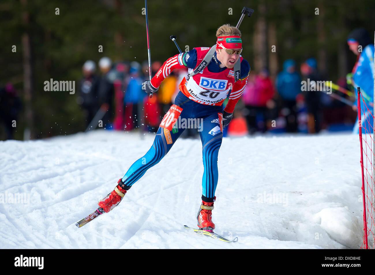 Alexey Volkov - Russian biathlete 3