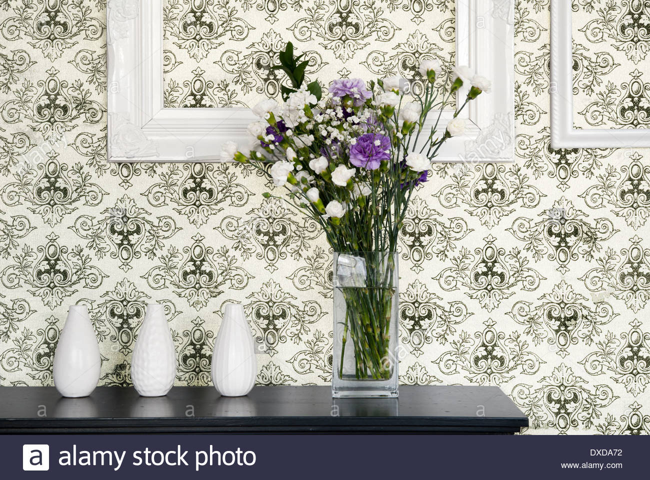 Frames With Flowers Stock Photos & Frames With Flowers Stock Images ...