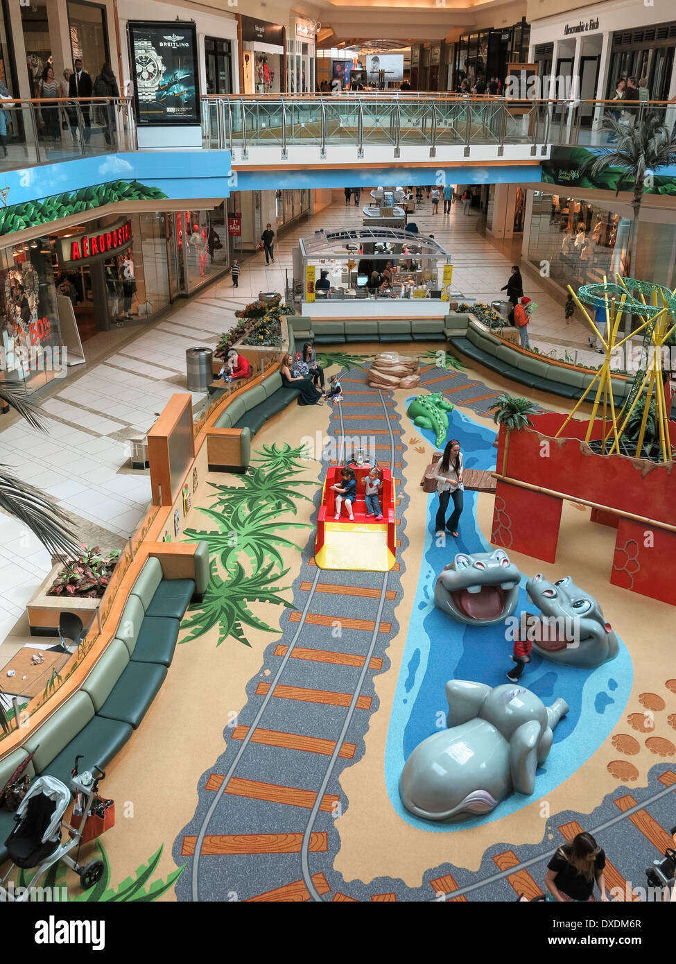 This Epic Indoor Playground in Indiana Is Perfect For Cold