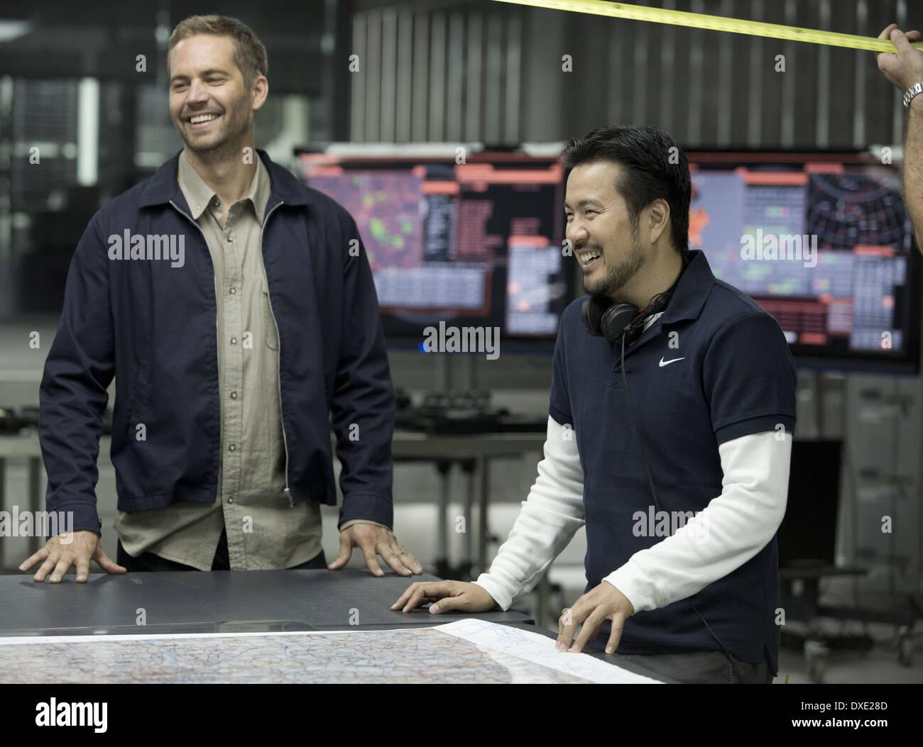 Justin Lin - Stock Image
