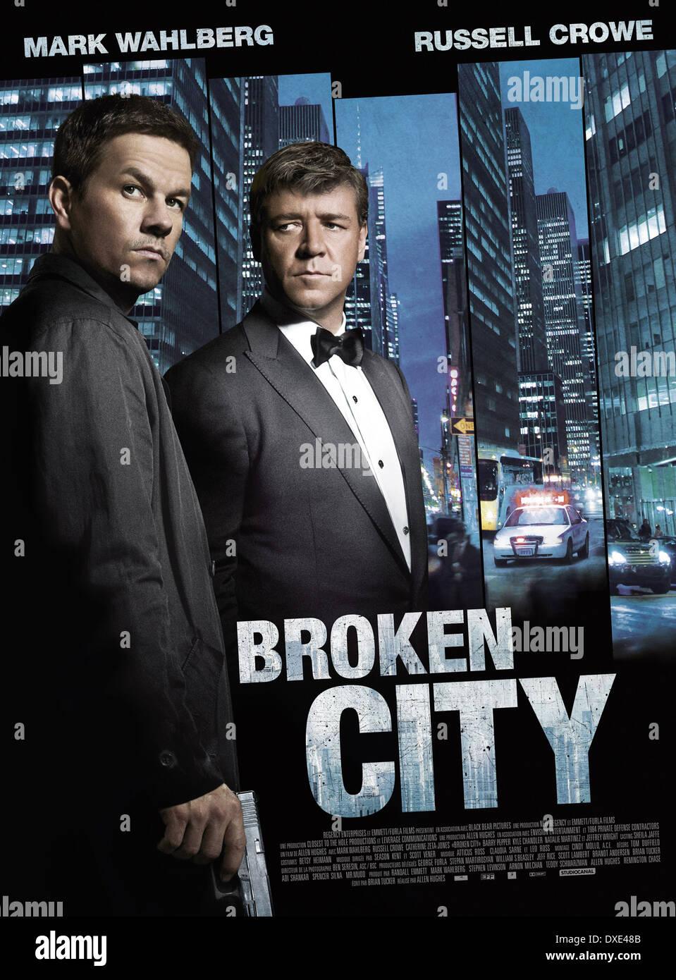 Broken City Stock Photo Alamy