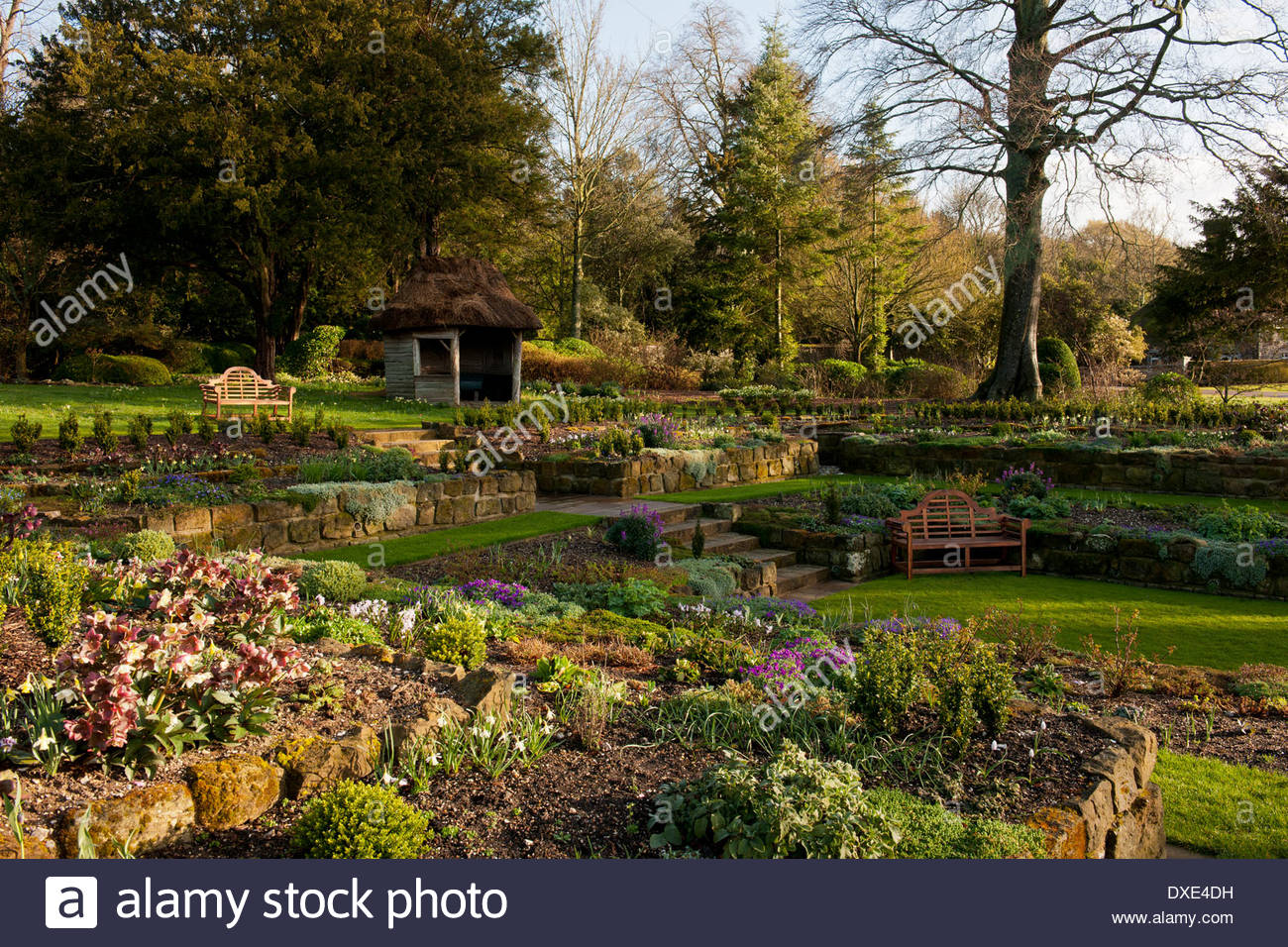Planted Borders Stock Photos & Planted Borders Stock Images - Alamy