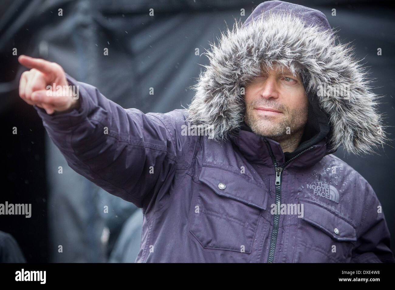 Marc Forster - Stock Image