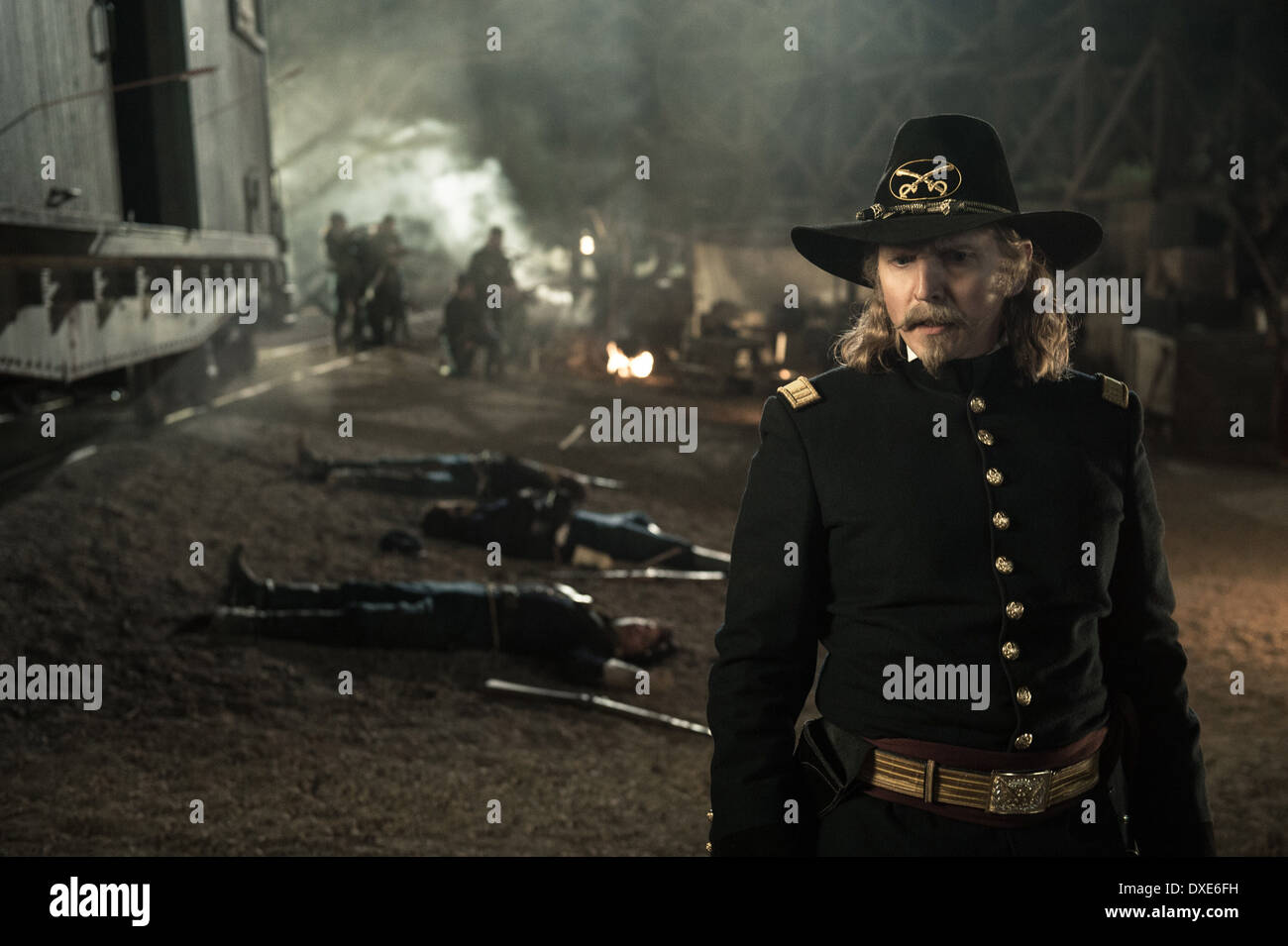 The The Lone Ranger - Stock Image