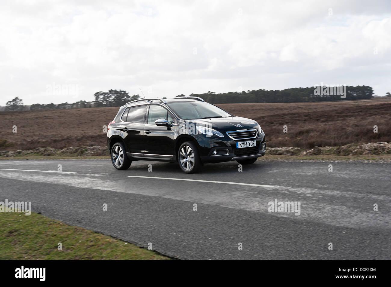2014 Peugeot 2008 HDi Feline - Stock Image