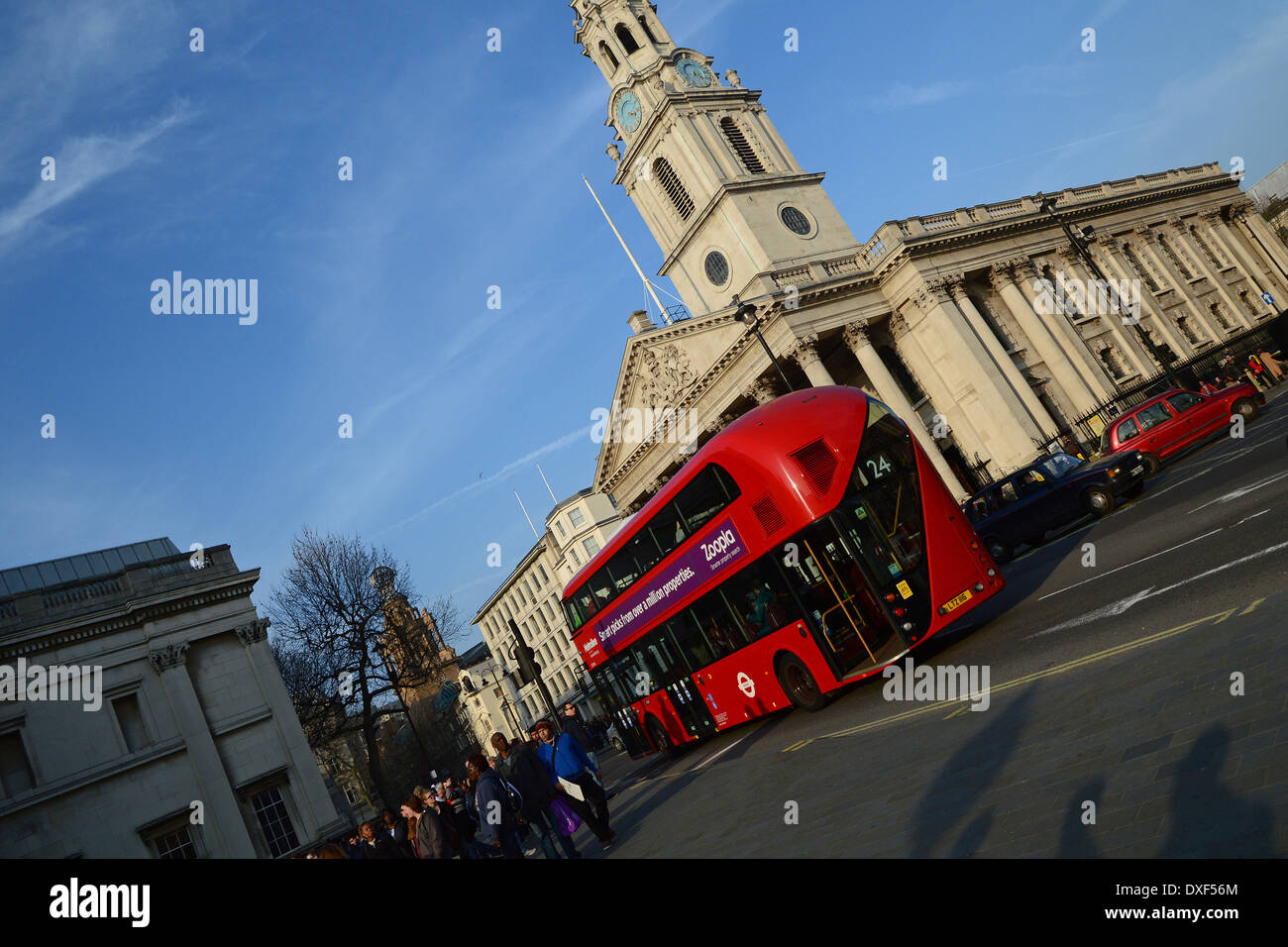 New Bus for London - Stock Image