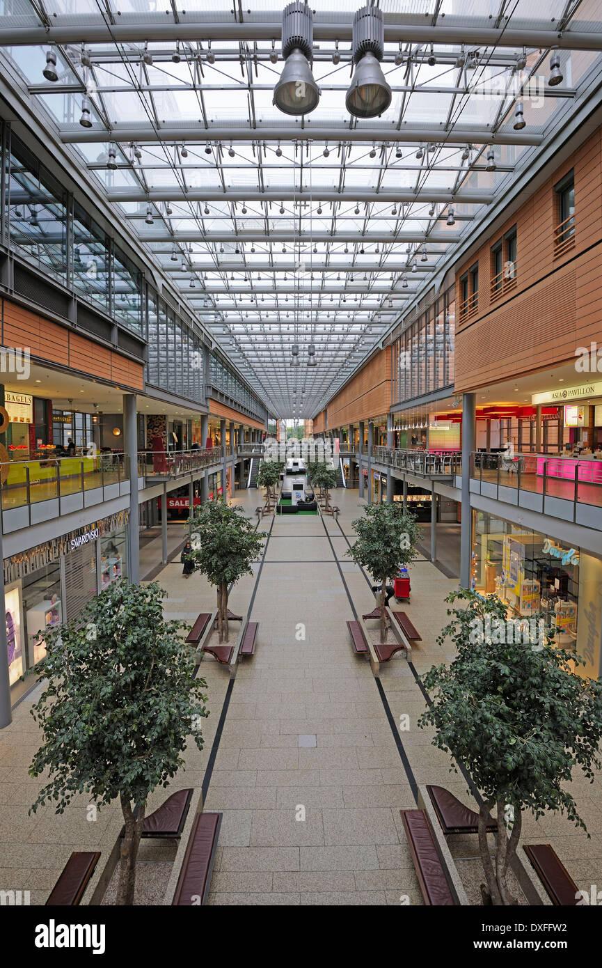 shopping centre potsdamer platz arkaden berlin germany stock photo 67953902 alamy
