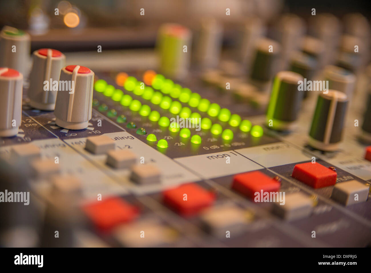 Sound Board Stock Photos & Sound Board Stock Images - Alamy