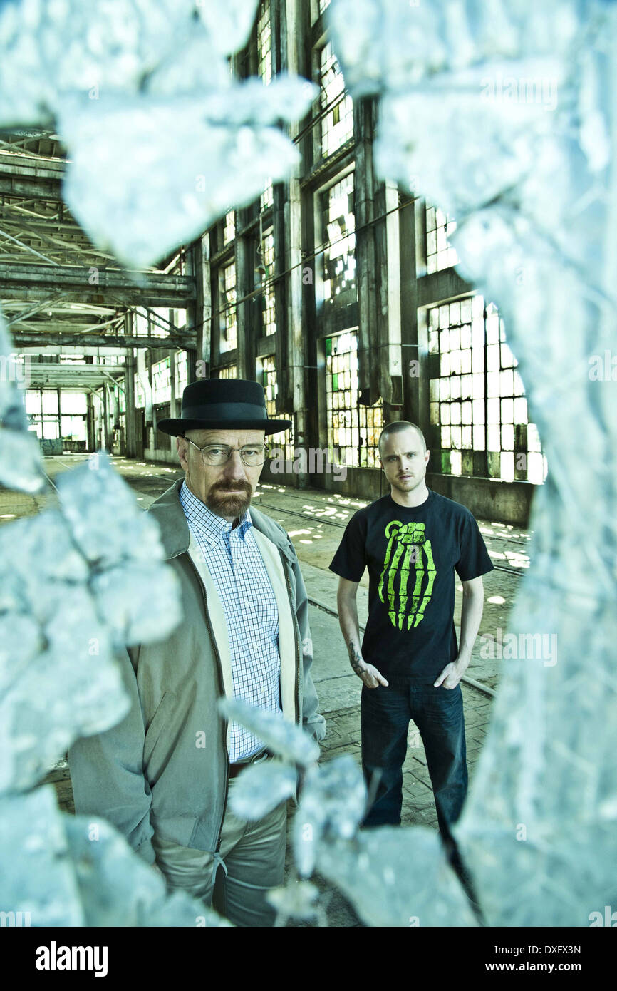 Breaking Bad Season 5 Stock Photo Alamy