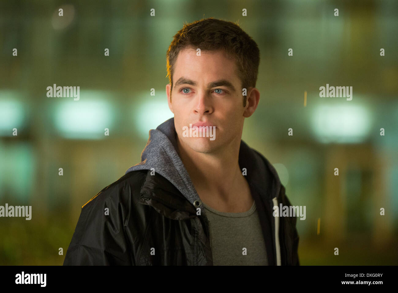 Jack Ryan: Shadow Recruit - Stock Image