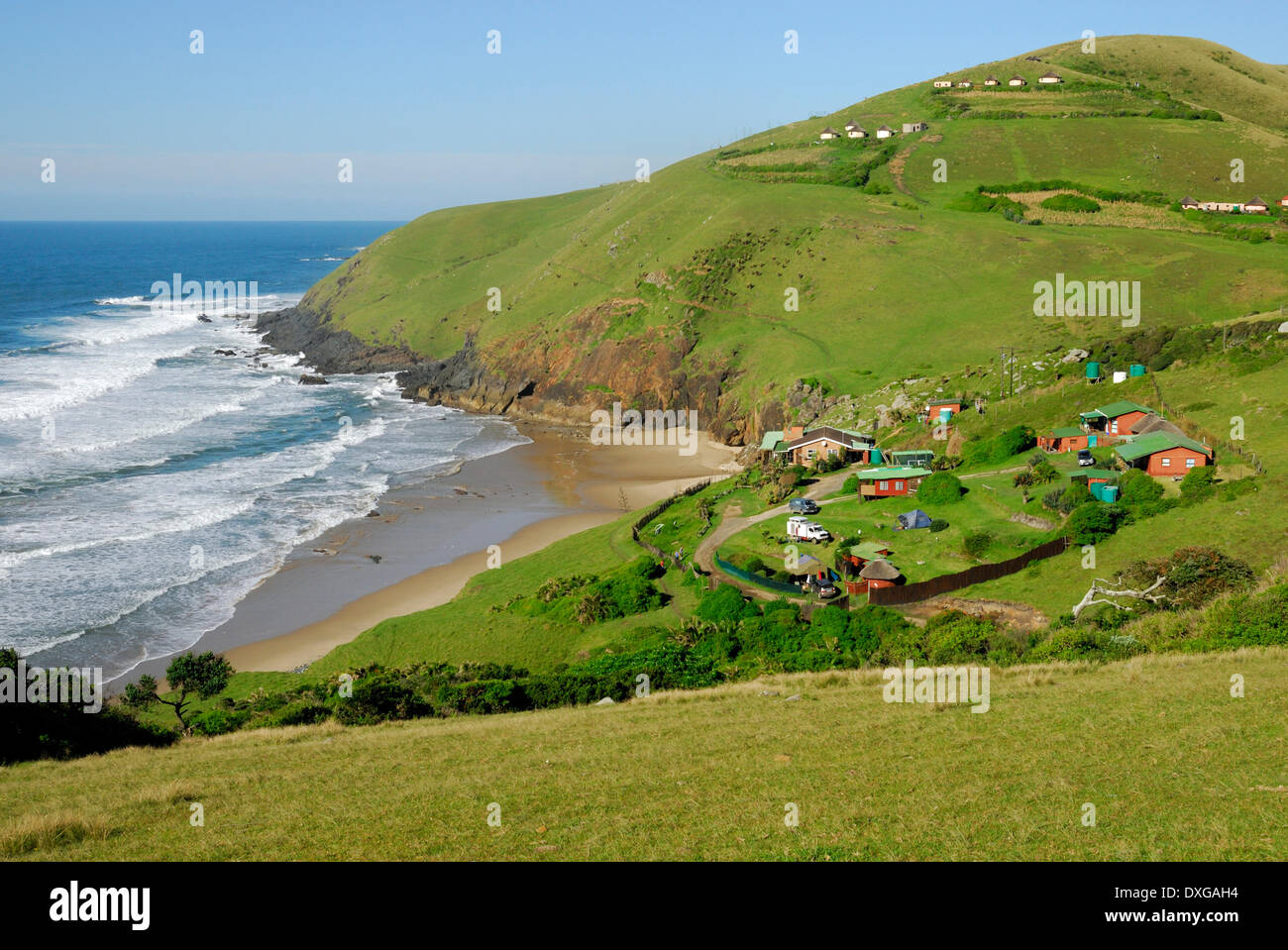 Wild Coast Eastern Cape South Africa Stock Photos Amp Wild