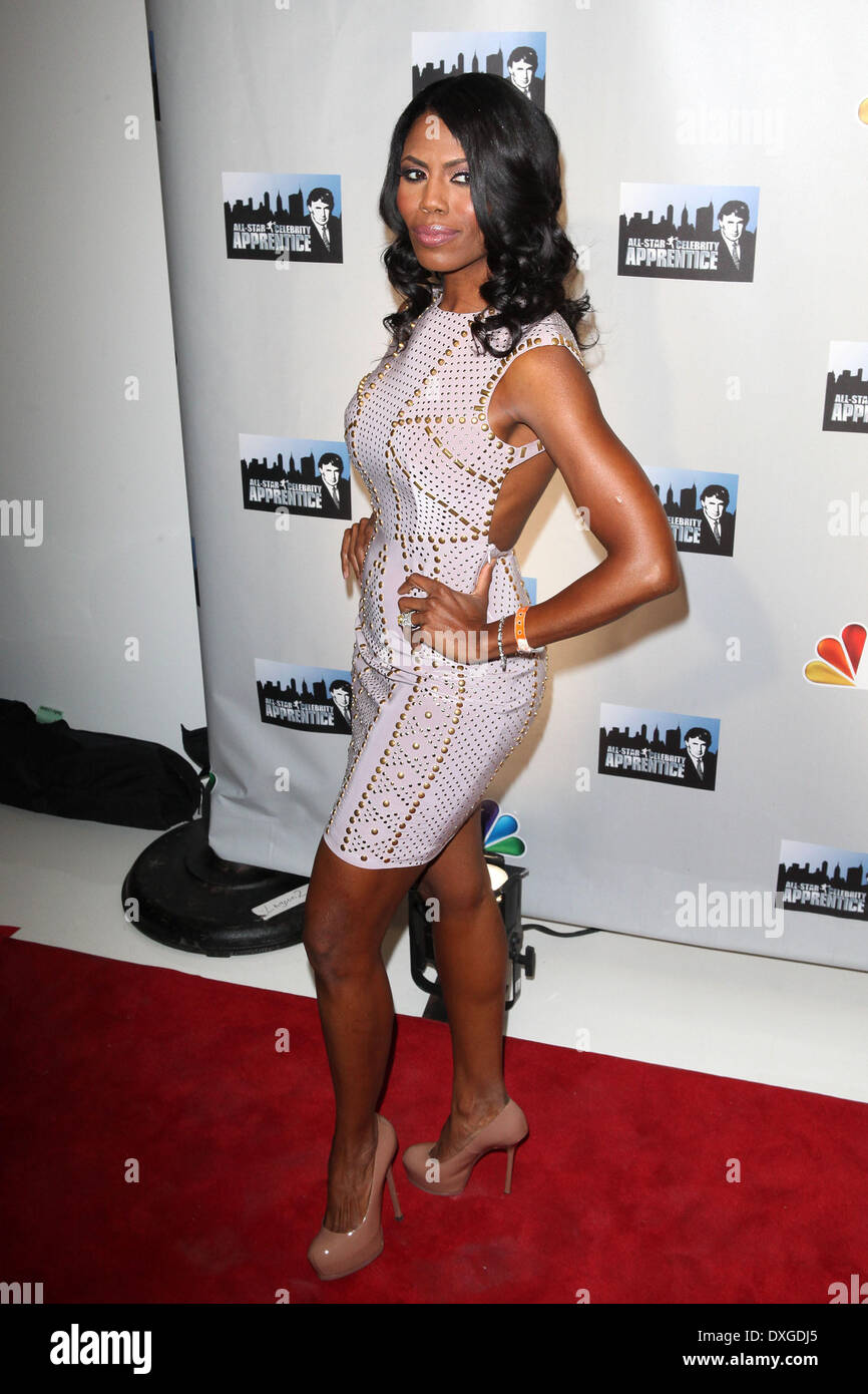 Omarosa Manigault-Stallworth Celebrity | TV Guide