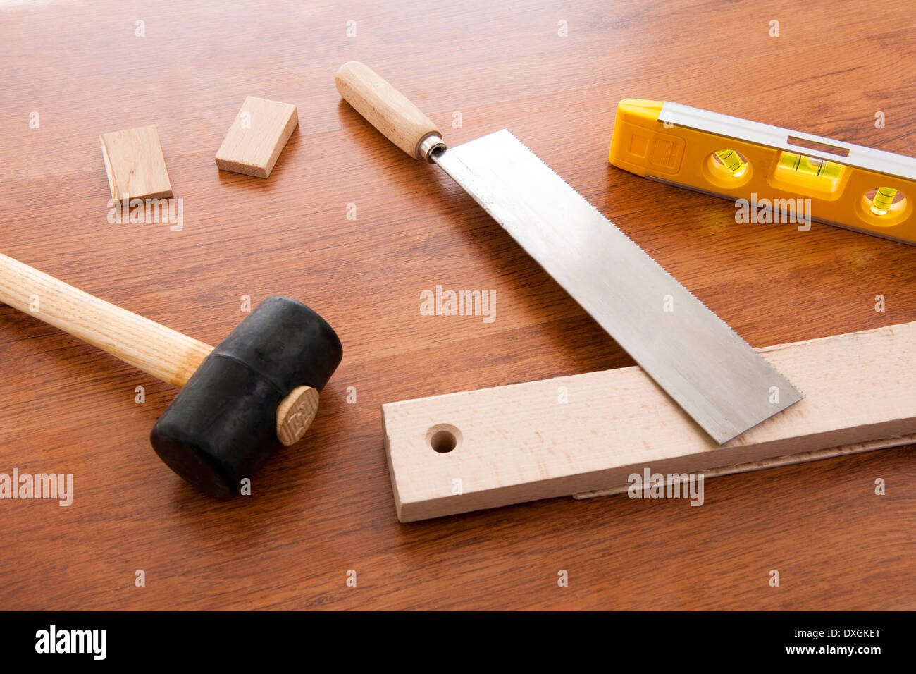 Woodworking Tools Stock Photo 67978704 Alamy