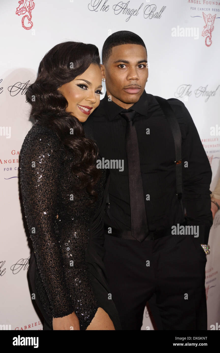 "Since parting ways, the ""Hot in Herre"" rapper, 40, has begun dating.."