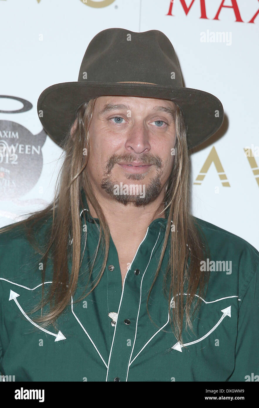 Kid Rock Maxim 2012 Halloween Party Hosted By Kid Rock at LAVO Nightclub  inside The Palazzo Resort and Casino Las Vegas 69e569cf05f