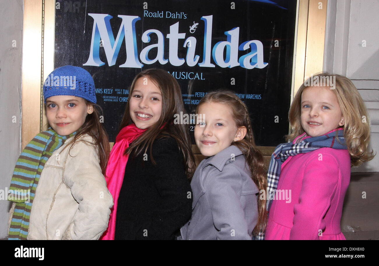 Oona Laurence Bailey Ryon Sophia Gennusa And Milly Shapiro Photocall For The Upcoming