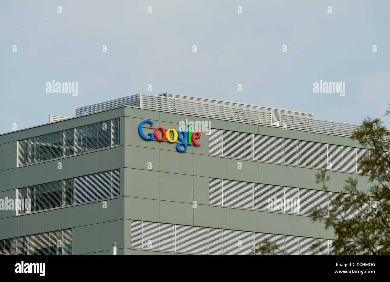 google office switzerland. Office Of The Google European Headquarters In Zurich, Switzerland. Switzerland O