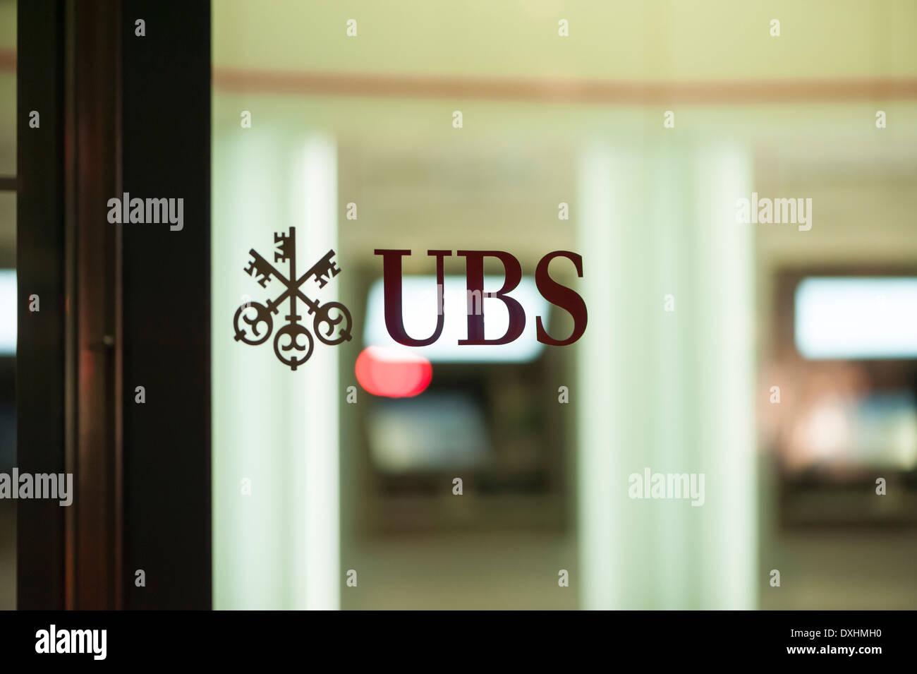 Ubs Logo Stock Photos & Ubs Logo Stock Images - Alamy