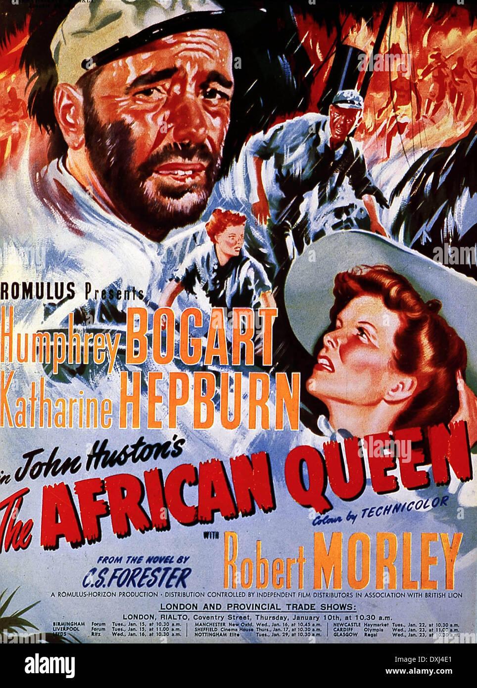 the african queen novel